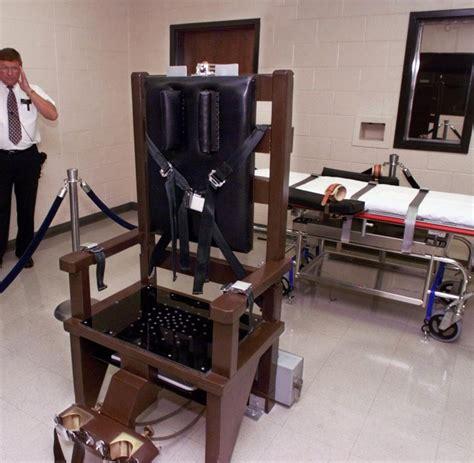 Todesstrafe Usa Elektrischer Stuhl