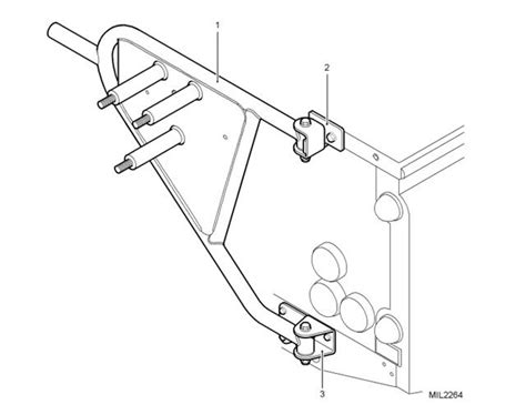 swing away instructions genuine land rover defender swing away spare wheel carrier