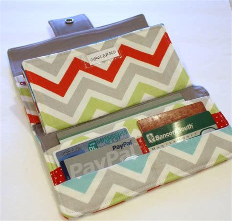 pattern for envelope system wallet pdf pattern dave ramsey inspired envelope system wallet