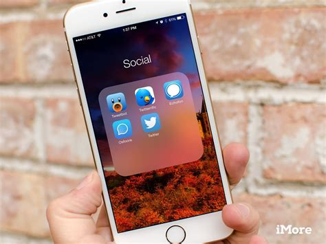 best tweeter best apps for iphone imore