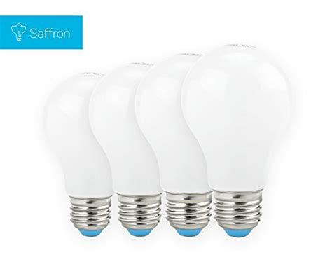 Led Light Bulbs That Look Like Incandescent Saffron 6w 40w Replacement Led Bulb Non Dimmable 3000 K Looks Like Incandescent Bulb 4 Pack