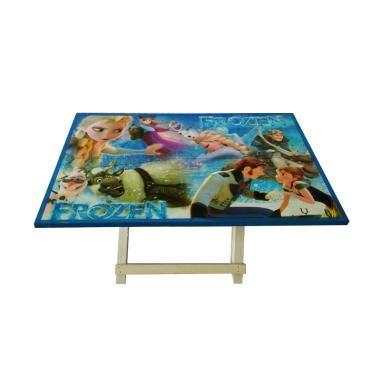 Meja Lipat Anak Desk Napolly Meja Lipat Frozen Meja Belajar jual meja belajar lipat anak harga promo diskon
