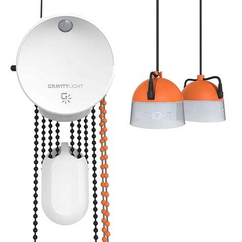 gravity powered light gravitylight gl02 portable self powered led l reviews