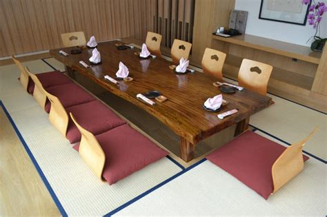 Japanese Dining Table Low 20 Trendy Japanese Dining Table Designs