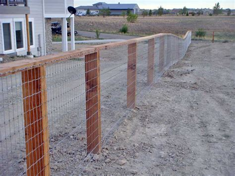 wood wire fence on wire fence fence and fencing wood wire fence interiors design