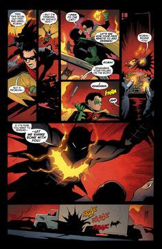 batman robin by j tomasi gleason omnibus batman and robin by j tomasi and gleason screenshot batman