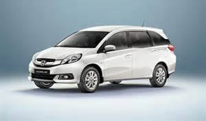 Honda 7 Seater Honda Launches Its 7 Seater Mpv Mobilio In India Starting