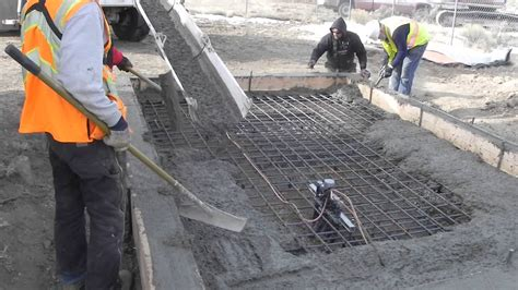 How To Pour A Concrete Slab For A Shed by Dietrich Idaho Water Project 12 18 2013 Rebar For Slab