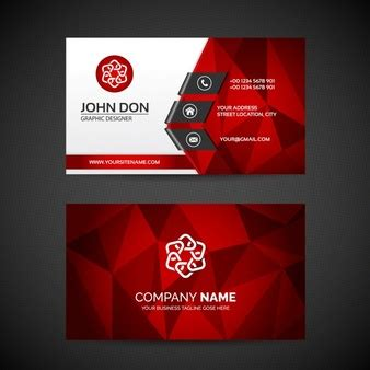 travel business card template with orange wavy designs and white modern business card vector free