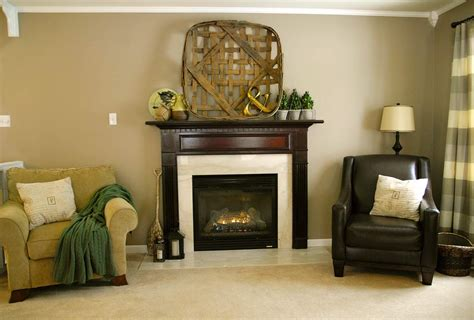 living room mantle spring mantel living rich on lessliving rich on less