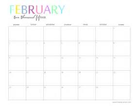 2015 Calendar Template February by February Calendar 2015 New Calendar Template Site