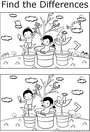 1 picture puzzles for a find the differences book activity books for ages 4 8 volume 1 books 100 ideas to try about picture puzzles