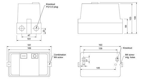 mcg dol starter wiring diagram