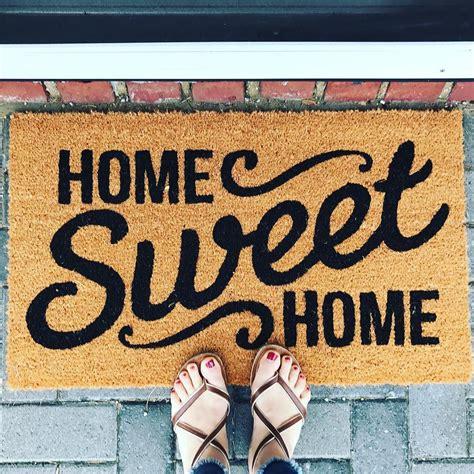 Threshold Doormat Home Sweet Home Doormat 18 Quot X30 Quot Threshold Target
