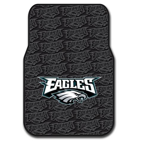 Nfl Car Mats by Philadelphia Eagles Nfl Car Floor Mat