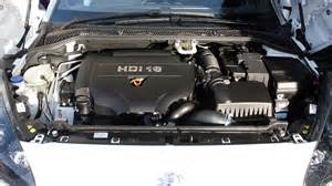 Peugeot Hdi Engine 2015 Peugeot Rcz Diesel Real World Road Test Carwow