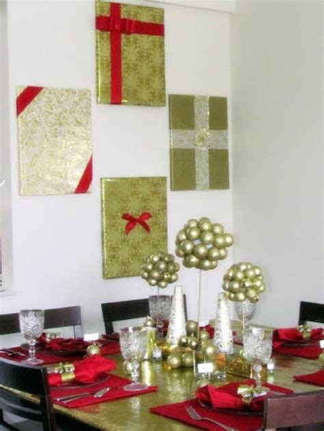 fancy wall decorating ideas for christmas deck your walls
