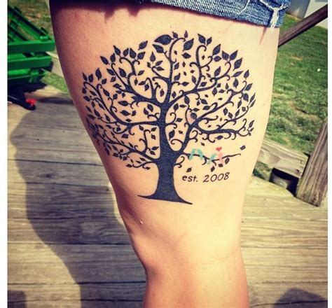 one love family tattoo family tree the colored birds list