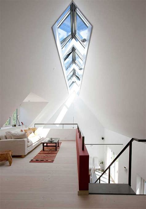 roof long skylight interior design ideas 10 ways to bring natural light into your home