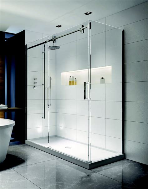 rolling shower door 7 best images about acryline on a well