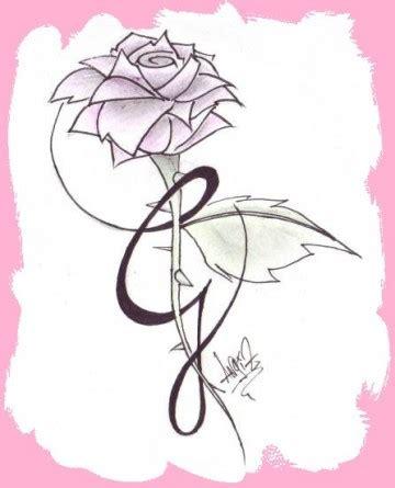 tatuaggi lettere g g by angi z
