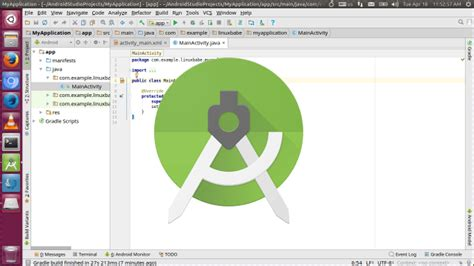 install android studio linux 2 ways to install android studio in ubuntu 16 04 and ubuntu 17 10 linuxbabe