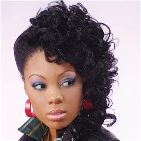 black hype hair styles pictures hype hair blonde hairstyles