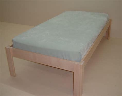 twin bed no headboard custom bedroom cabinets furniture charles r bailey
