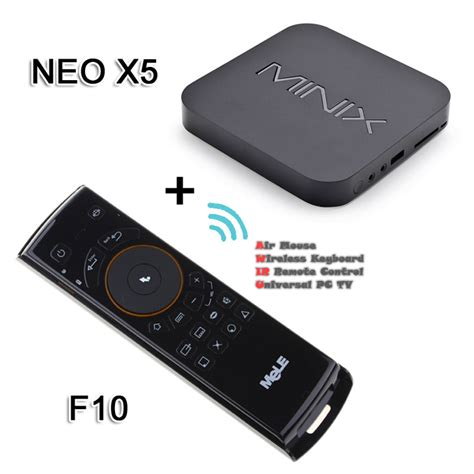 Mouse Keyboard Bundle Wireless Air Pen Mouse For Pc Smart Tv bundle minix neo x5 tv box f10 mele fly mouse wireless