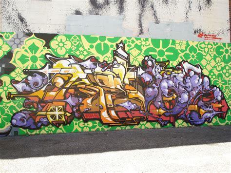 Wall Murals Graffiti Modern Graffiti Thamn Magazine