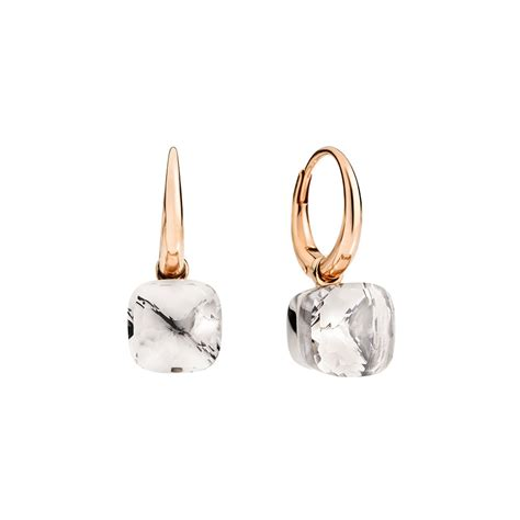 pomellato nudo earrings pomellato earrings betteridge