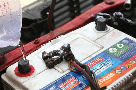 Terminals Battery expert advice on how to clean corroded car battery terminals