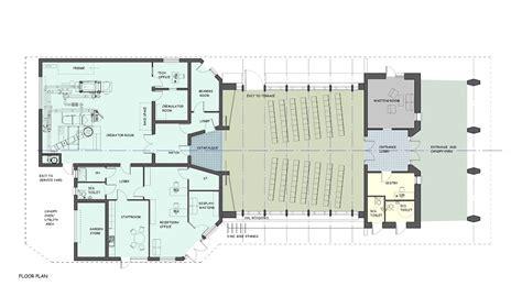 layout planning proposed crematorium