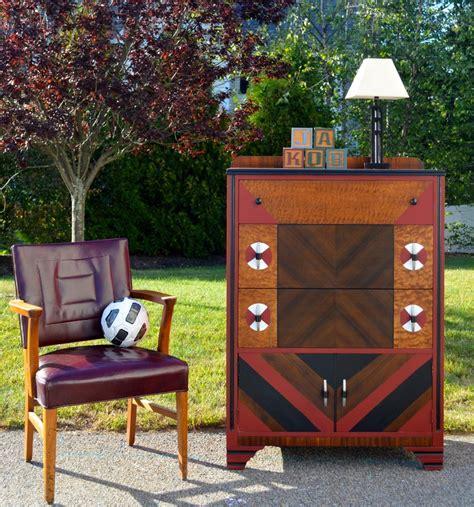 Shack Furniture Geometrically Designed Dresser Lilac Shack Furniture