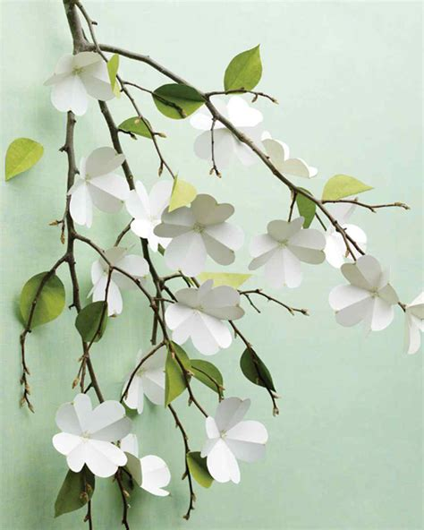 How To Make Paper Flowers Martha Stewart - and lois20 favorite diy paper flower tutorials
