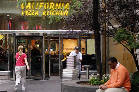 california pizza kitchen studio city california pizza kitchen is said to seek buyer wsj