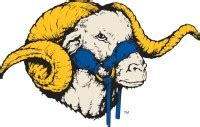 angelo state rams official logos visual elements