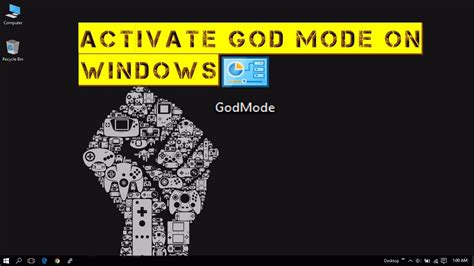 god version pc windows 7 how to activate god mode on windows 7 8 and 10 makeja