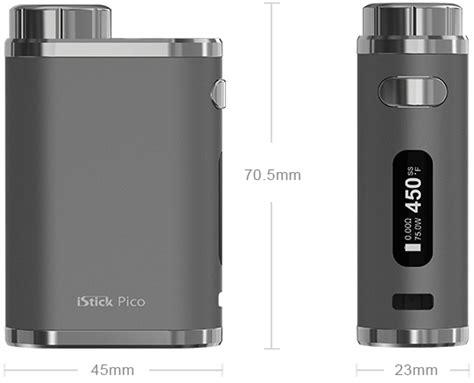 Rba For Pico Melo kit istick tc pico melo 3 mini edition bronze