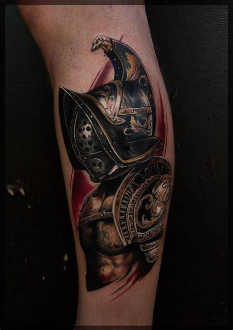 invincible gladiator tattoos tattoodo