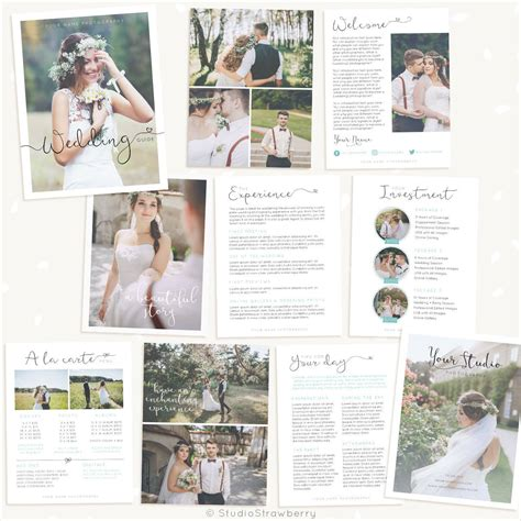 Wedding Brochure by 9 Wedding Brochures