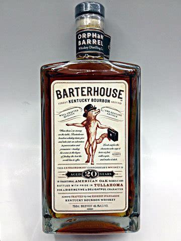 barter house bourbon barterhouse 20 year bourbon quality liquor store