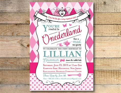 wonderful in birthday invitations theruntime