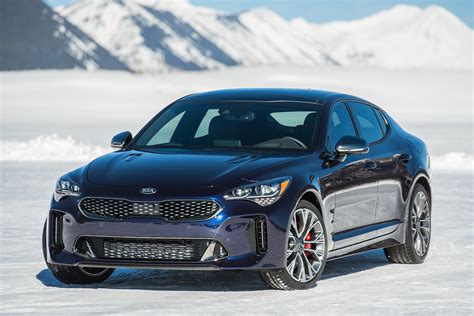 What Is The Most Expensive Kia by 2019 Kia Stinger Gt Atlantica Kia S Most Exclusive And