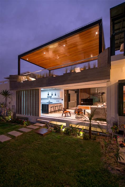 modern open plan house designs modern concrete beach house design with rooftop terrace home improvement inspiration