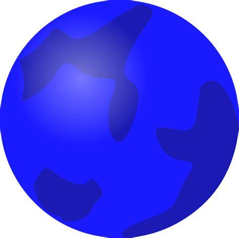 blue clip globe blue clip free vector 4vector