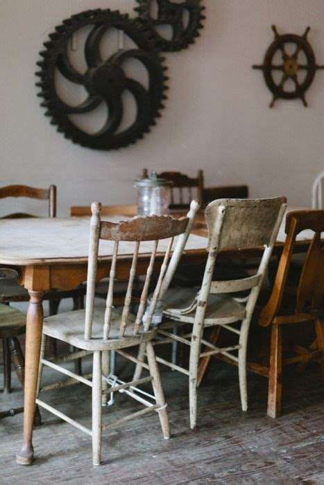 mismatched dining room chairs i m so going to do the mix match chairs to go around our