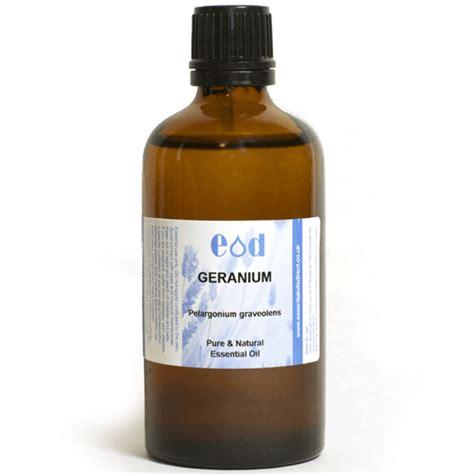 Donna Chang Aromatheraphy Aromaterapi Essential Geranium geranium essential pelargonium graveolens 100ml