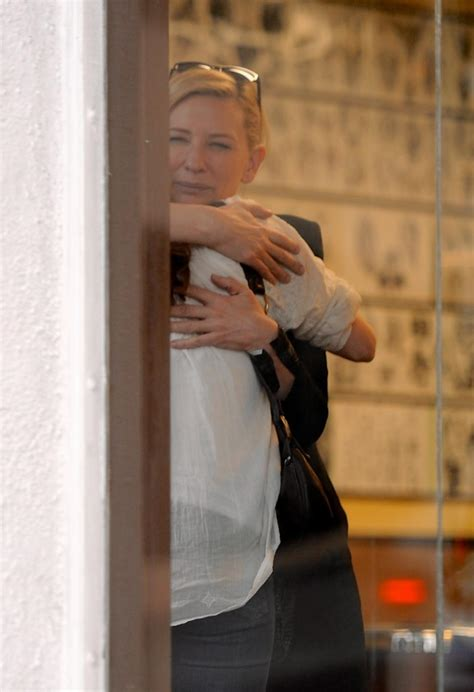 cate blanchett tattoo cate blanchett visit after the
