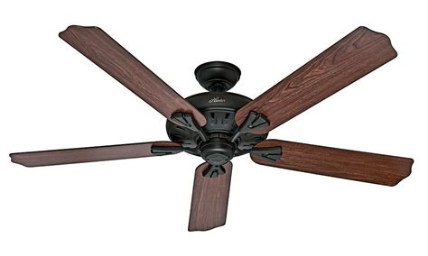 hunter fan blades amazon amazon com hunter 54018 the royal oak 60 inch new bronze